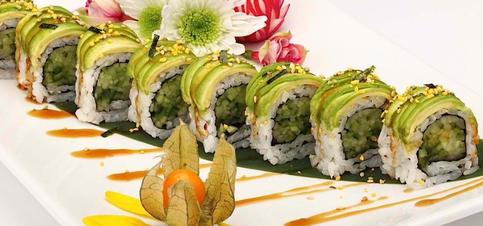 The Various American Versions of Japanese Sushi